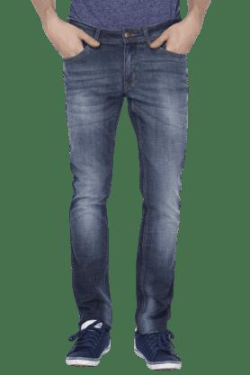 Mens 4 Pocket Stretch Jeans