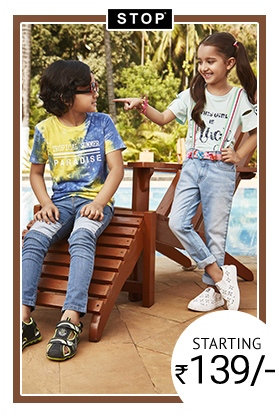 STOP KIDSWEAR OFFER