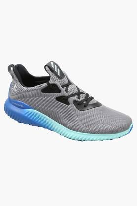 ADIDAS Mens Mesh Lace Up Sport Shoes  ... - 201915414