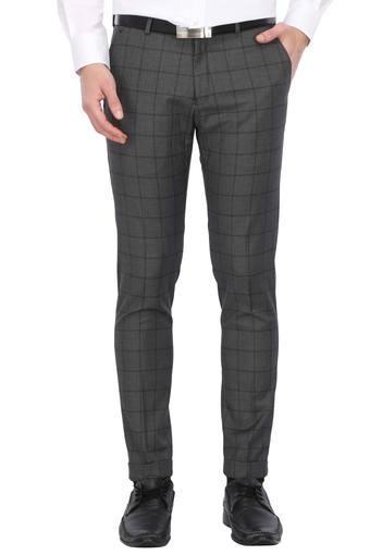 BLACKBERRYS -  Dark GreyCargos & Trousers - Main