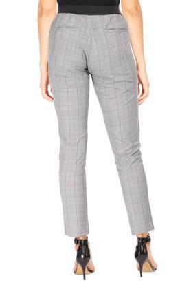 VAN HEUSEN - Grey Trousers & Pants - 1