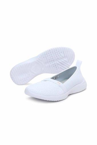 PUMA -  WhiteCasuals Shoes - Main