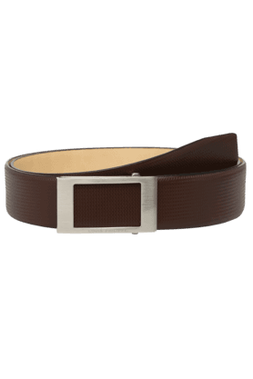 LOUIS PHILIPPE Mens Leather Casual Belt - 200969441