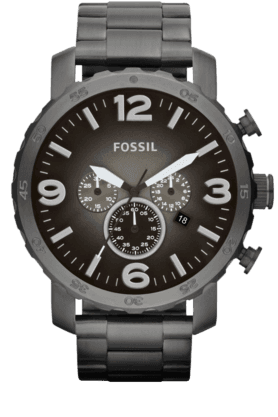 FOSSIL Mens Nate Watch Jr1437I