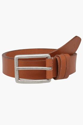 LIFEMens Leather Formal Belt