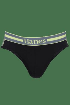 Mens Stretch Solid Underwear