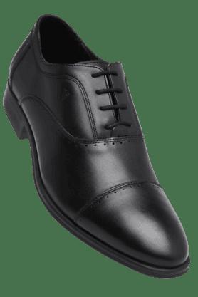 VAN HEUSENMens Leather Smart Formal Lace Up Shoe