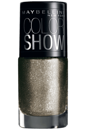 MAYBELLINEColor Show Glitter Mania All That Glitters Nail Polish 601