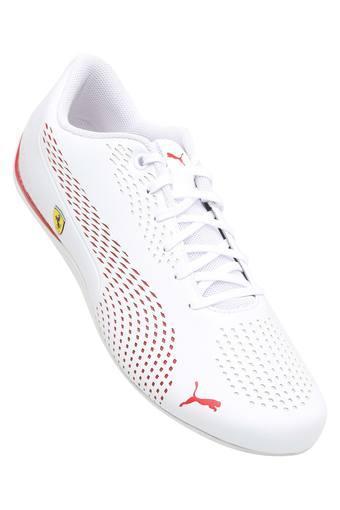 PUMA -  WhiteCasual Shoes - Main