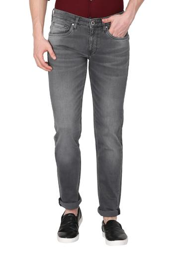 LOUIS PHILIPPE JEANS -  GreyJeans - Main