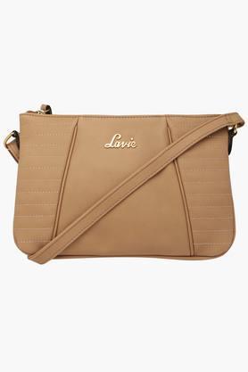 LAVIEWomens Steen Zipper Closure Sling Bag