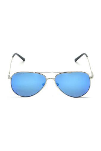 Unisex Aviator UV Protected Sunglasses - TH-825-C4 60