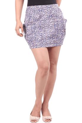 REMANIKAWomen Cotton Skirt