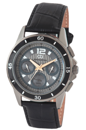 Grey Dial Mens Watch - G1002-03