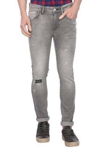 FLYING MACHINE -  GreyJeans - Main