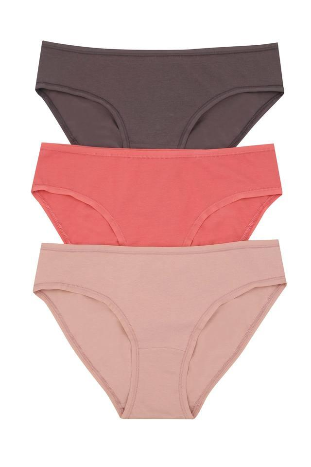 AMANTE - Chalk PinkAmante Buy any 2 Bras and get One Panty pack free - Main