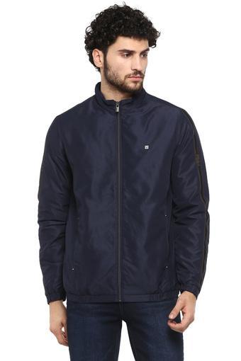 ALLEN SOLLY -  NavyWinterwear - Main