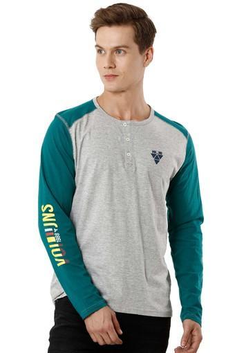 VOI JEANS -  Feather GreyT-Shirts & Polos - Main