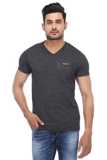 BEING HUMAN -  CharcoalT-shirts - Main