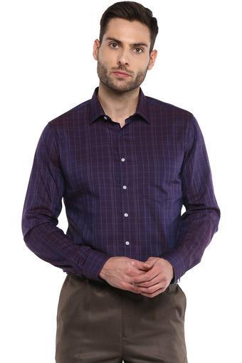 VAN HEUSEN -  Dark PurpleShirts - Main