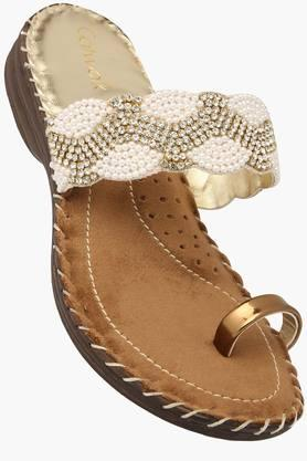 CATWALK Womens Daily Wear Slipon Flat Sandal - 201561799