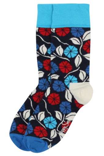 Mens Cotton Printed Socks