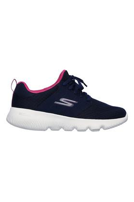 SKECHERS - Navy Sports Shoes & Sneakers - 2