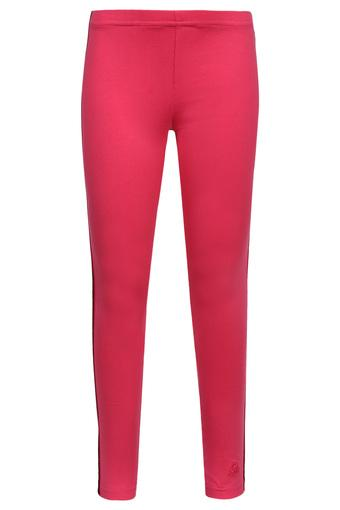 UNITED COLORS OF BENETTON -  Pink Bottomwear - Main