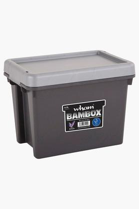 WHATMORE Air Tight Storage Caddy With Lid - 6.5 Lts