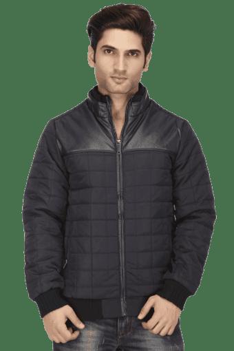 0e388bada82 Buy ALLEN SOLLY Mens Full Sleeves Slim Fit Solid Jacket | Shoppers Stop