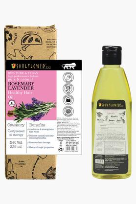 Rosemary Lavender Healthy Hair Oil - 225ml