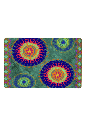 SKIPPER Multicolour PVC Table Mat (Set Of 2) - 201034261