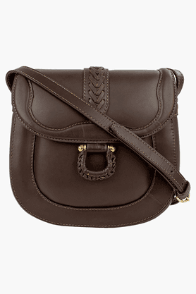 HIDESIGN Womens Frieda Leather Sling Bag - 201180016