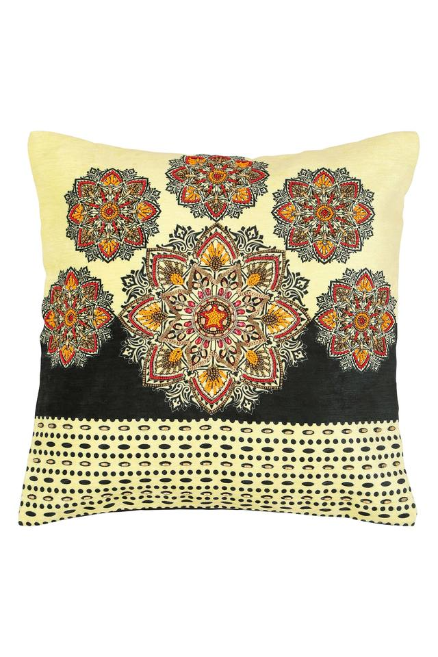 FERN - Orange Mix Cushion Cover - Main