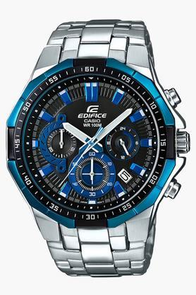 Mens Chronograph Stainless Steel Watch - 201655345