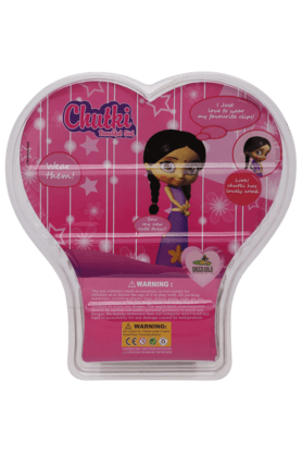 Girls Chutki Doll with Accessories Set