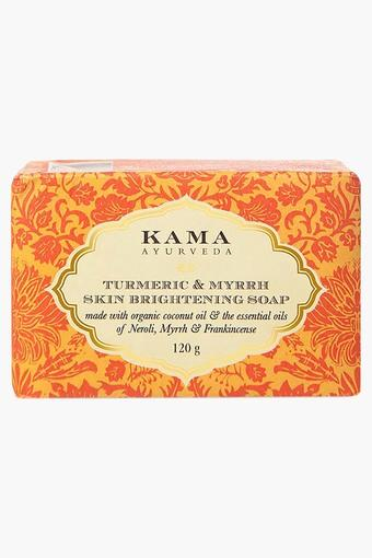 Turmeric & Myrrh Skin Brightening Soap - 125 GM