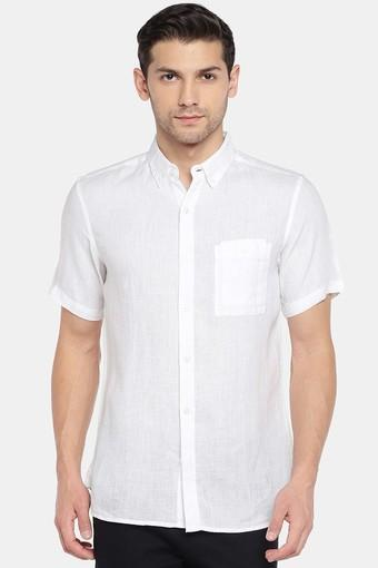 COTTONWORLD -  White Casual Shirts - Main