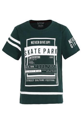 STOP -  GreenT-Shirts - Main