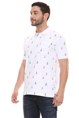 PARX - WhiteT-Shirts & Polos - 2