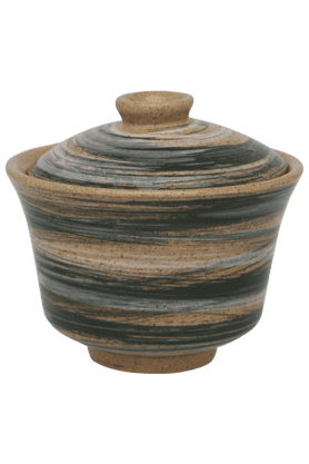 HARRISA Tea Cup With Lid