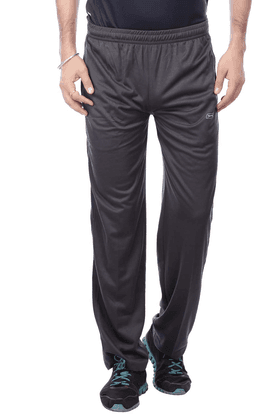 BLACK PANTHER Mens 2 Pocket Solid Track Pants - 200302247