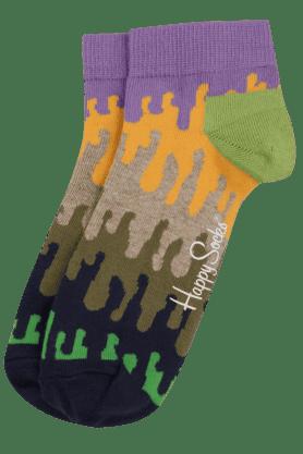 HAPPY SOCKSMens Cotton Printed Socks - 201005060