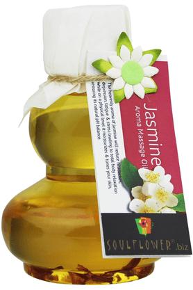 SOULFLOWERJasmine Aroma Massage Oil