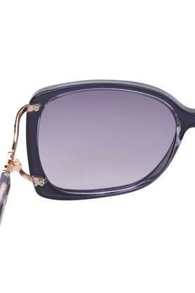 Womens Oversized UV Protected Sunglasses - GA90222C03