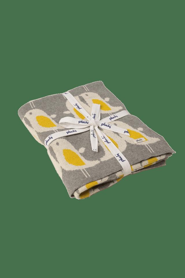 Lovey Dovey Birdie Kids Blanket