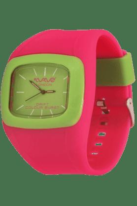 Drift Colour Burst Pink & Green Unisex Watch
