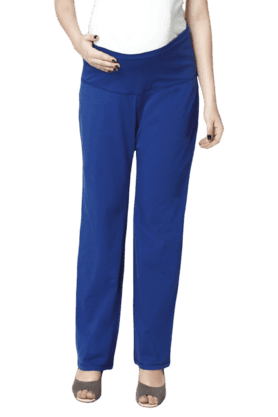 NINE MATERNITYMaternity Super Comfy Foldover Jersey Pants