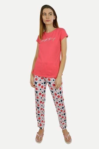 SWEET DREAMS -  PinkPyjamas & Shorts - Main