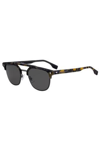 Mens Brow Bar UV Protected Sunglasses - BOSS200858N9P